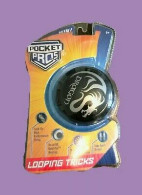 Razor Pocket Pros Dragon Pro Yo-Yo, Looping Tricks, 18K Gold Pro Bearing, New • 11.95£