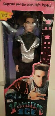 Vanilla Ice Action Figure Thq 1991 In Box Excellent Condition  • 53.41£
