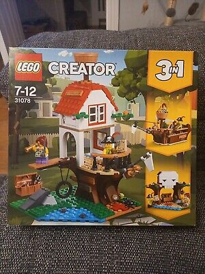 Lego Creator 3 In 1 Set - 31078 - New And Sealed • 34£