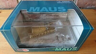 Dragon Can.Do 1/144 - Cyber Hobby Exclusive - Maus Super Heavy Tank - Berlin '45 • 23£