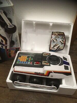 BIGTRAK The Programmable Electronic Vehicle  - BOXED - ONLY USED ONCE. • 10£