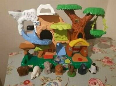 Fisher Price Little People Talking Zoo • 8.50£