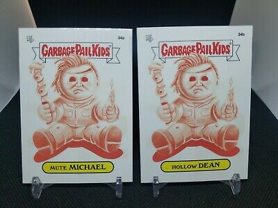 Perez Bros Michael Myers Halloween Garbage Pail Kids Beyond The Streets • 9£