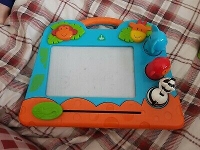 Safari Animal Etch A Sketch Toy • 2£