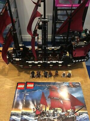 LEGO Pirates Of The Caribbean Queen Anne's Revenge (4195) • 170£
