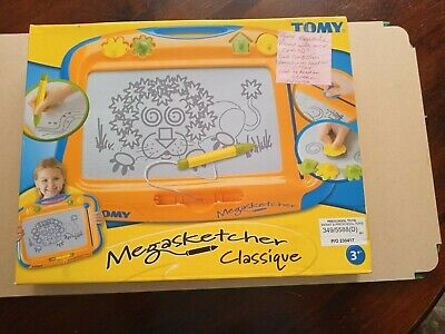 TOMY  Megasketcher Classique Magnetic Drawing Board • 4.99£
