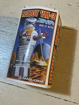 Robot YM-3 Vintage Robot (only Box) • 5£