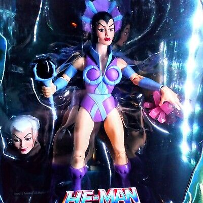 MOTU Classics EVIL LYN Filmation Masters Of The Universe Figure • 45£