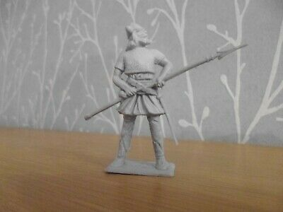 Plastic Toy Soldiers 60 Mm Cherilea Saxon Very Good Condition • 3.50£