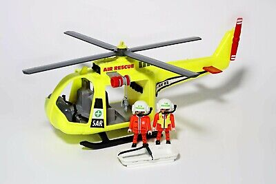 Playmobil Air Rescue 3 (3845 - 2) Ambulance Helicopter Mountain Hospital  • 11.99£