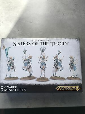 Warhammer Wild Riders/ Sisters Of The Thorn • 10.50£