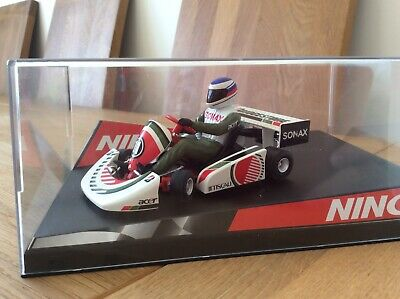 Ninco Kart Bridgestone Colours Unused • 45£