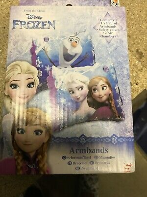 Disney Frozen Swim Arm Bands • 3.99£
