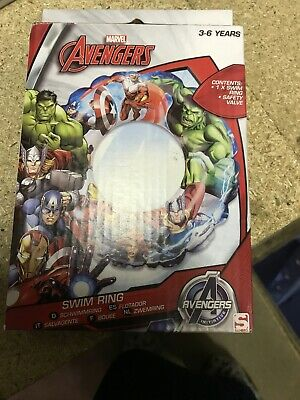 Marvel Avengers  Inflatable Swim Ring • 3.50£