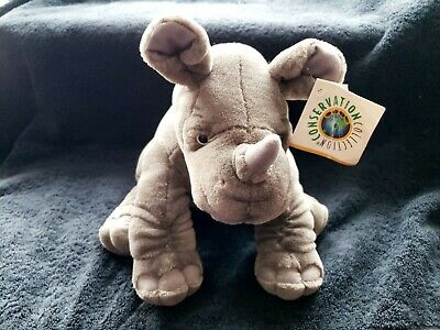 Conservation Collection Cuddly Rhino • 10£