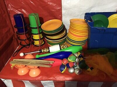 Bouncy Castle Add On - Circus Skills Equipment  • 34£