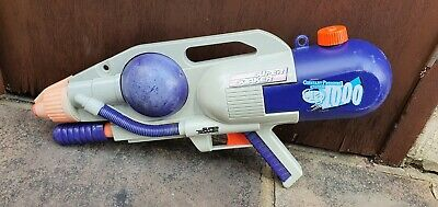 Larami CPS Super Soaker 1000 - Working, Very Good Condition 2 • 65£