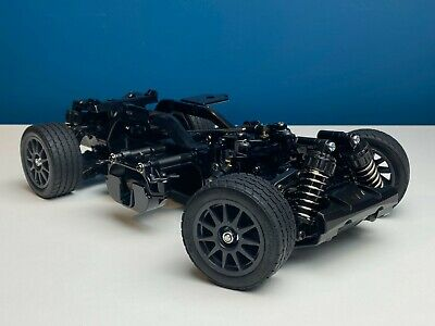 Tamiya M05 Car - Brand New - Chassis, Motor, Wheels & Tyres - Ideal For Mini Etc • 100£