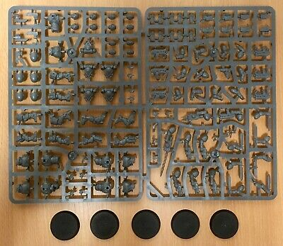 Primaris Reivers (5-man Squad) - New On Sprue (includes All Weapon Options) • 17.99£