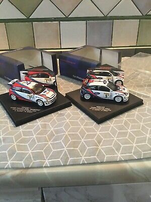 Skid 1/43 Ford Focus WRC Colin McRae Models X2 • 60£