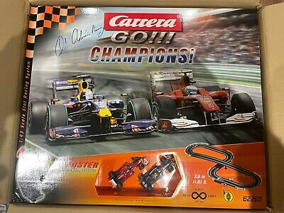Carrera Go Champions F1 Racing Set - Ferrari / Red Bull - Sealed Box • 5£
