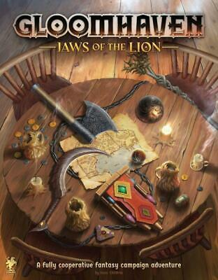 Gloomhaven: Jaws Of The Lion • 47.49£