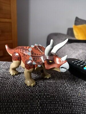 Genuine Lego Triceratops Dino Brown • 28£