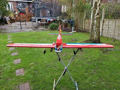 Rc Mick Reeves Ganster Model Plane • 37£