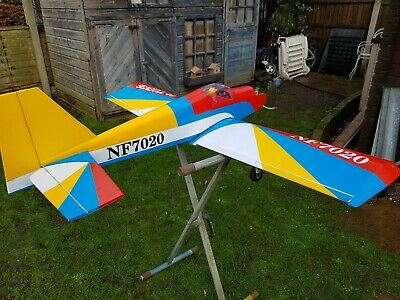 Seagull 40 Low Wing Sport Rc Plane • 120£