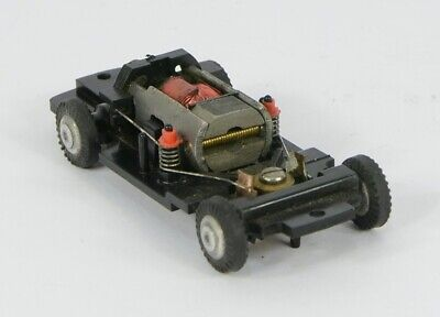 Triang Minic Motorway Plastic Car Chassis Excellent Runner • 30£