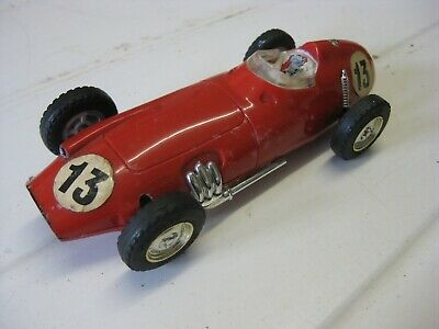 Vintage Scalextric Red BRM  • 10.50£