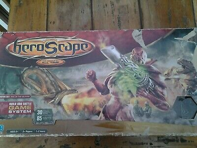 Heroscape Battle Of All Time Rise Of The Valkyrie Master Set 2004 • 48.95£