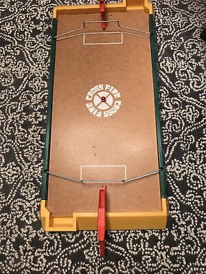 1970 Vintage Crossfire Game Boxed And Complete Ballbearings And Puck • 29.99£