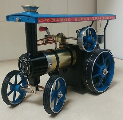 Mamod Te1a Steam Traction Engine • 122£