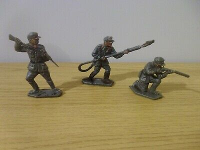 Plastic Toy Soldiers 1/32 Lone Star German Infantry • 5.99£