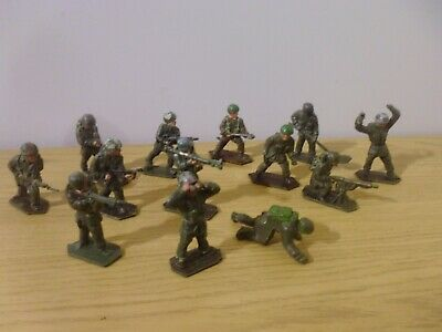 Plastic Toy Soldiers 1/32 Lone Star British Paratroopers • 12.99£