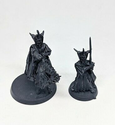 Mouth Of Sauron Mounted And Foot Metal LOTR Lord Of The Rings Warhammer GW Q5 • 14.99£