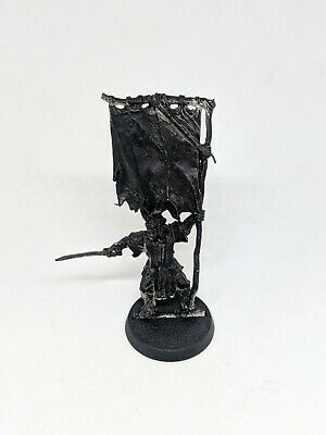 Orc Banner Mordor Metal LOTR Lord Of The Rings Warhammer GW Q10 • 7.49£