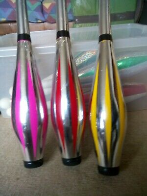 Mr Babache Star Europe Juggling Club X 3 Used • 50£