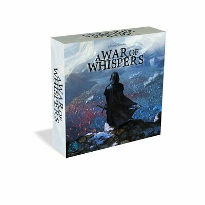 A War Of Whispers (2nd Edition) • 42.99£