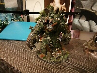 Grave Golem. D&d Miniature. 6 Inches. Beautifully Painted • 25£