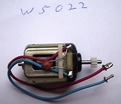 Genuine Scalextric Motor W 5022 From Late 70's / Early 80's  (R) • 17.50£