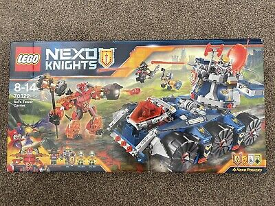 Lego Nexo Knights Axl's Tower Carrier 70322.  New In Box & Unopened • 0.01£