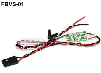 FrSky FBVS-01 Battery Voltage Telemetry Sensor 2.4ghz Taranis ACCST OrangeRX -uk • 6.99£