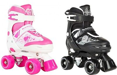 Rookie Pulse Adjustable Kids Quad Skates • 44.95£