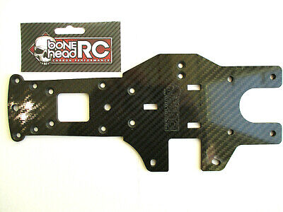 Boneheadrc Carbon Rear Chassis 4mm Cnc Machined Compatible With Hpi Baja 5b/ss • 59.99£