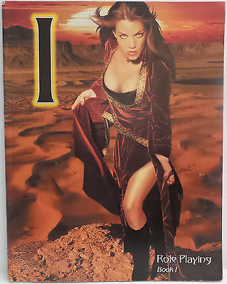 Gaming : Immortal Millenium Role Playing Rule Book 1 - 1999 (xp) • 35£