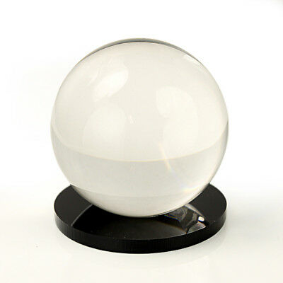 60mm Clear Acrylic Contact Juggling Ball • 9.99£