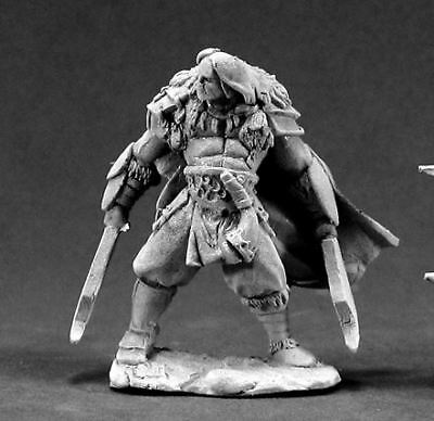 Reaper Miniatures Dark Heaven Legends 03362 Kjell Bloodbear, Barbarian • 9.33£