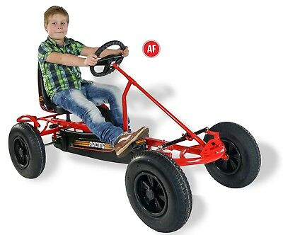 KIDS ADULTS ROBUST DINO RED PEDAL GO KART SPRINT AF MADE IN GERMANY Not Chinese • 364.99£
